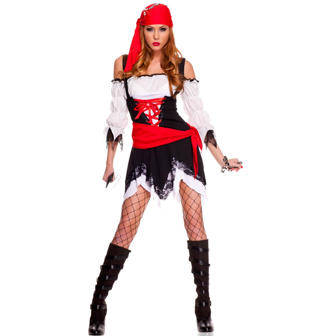 Костюмы пирата на хэллоуин
