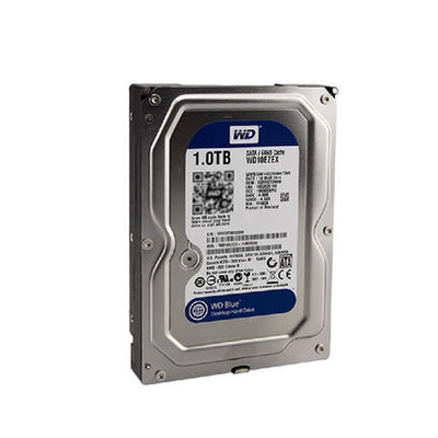 WD / Western Digital hard drive speed silent WD40EURX 4000G, 4T 3 year warranty support monitoring