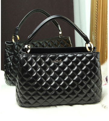 Force genuine purchasing new autumn and winter 2014 bag retro handbags Quilted shoulder portable Europe when 1144528310
