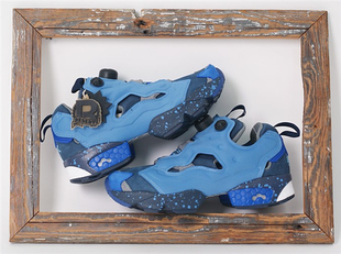 韩国代购 Reebok Packer Shoes Stash Insta Pump Fury V61215