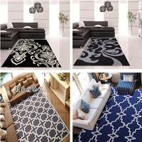 简约现代客厅地毯欧式家用高档满铺茶几卧室飘窗垫定制大地毯水洗