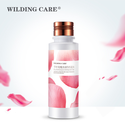 Weier Ting life Chiba rose flower water 120ml Hydra Whitening Lotion Moisturizing Lotion