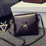 2015 spring and summer handbags latch small bag Summer Korean version of the small square package mini bag shoulder messenger bag 9.9