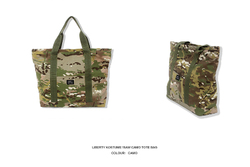 LIBERTY KOSTUME camo tote bag  原创迷彩托特包
