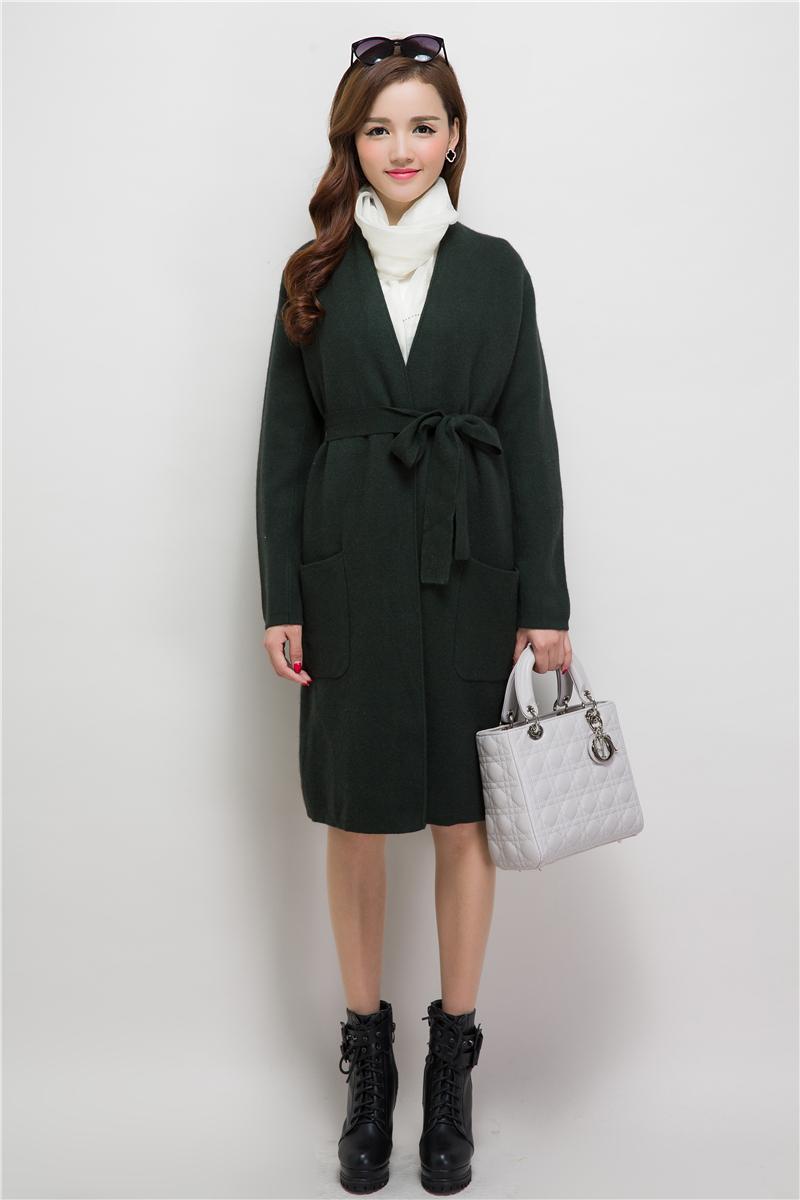 新款羊毛绒大衣_双面呢羊毛大衣女2015欧美大牌 长款手工羊毛双面绒大衣毛呢外套