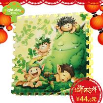 星期八韩国多丽卡通儿童拼图泡沫垫子拼接宝宝爬行环保地垫加厚60