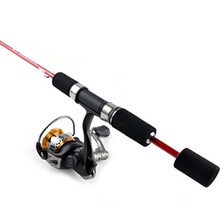 Road and rod fishing supremo suit spinning wheel red UL entrance of 1.8 m pole Straight shank carbon super soft super toughening