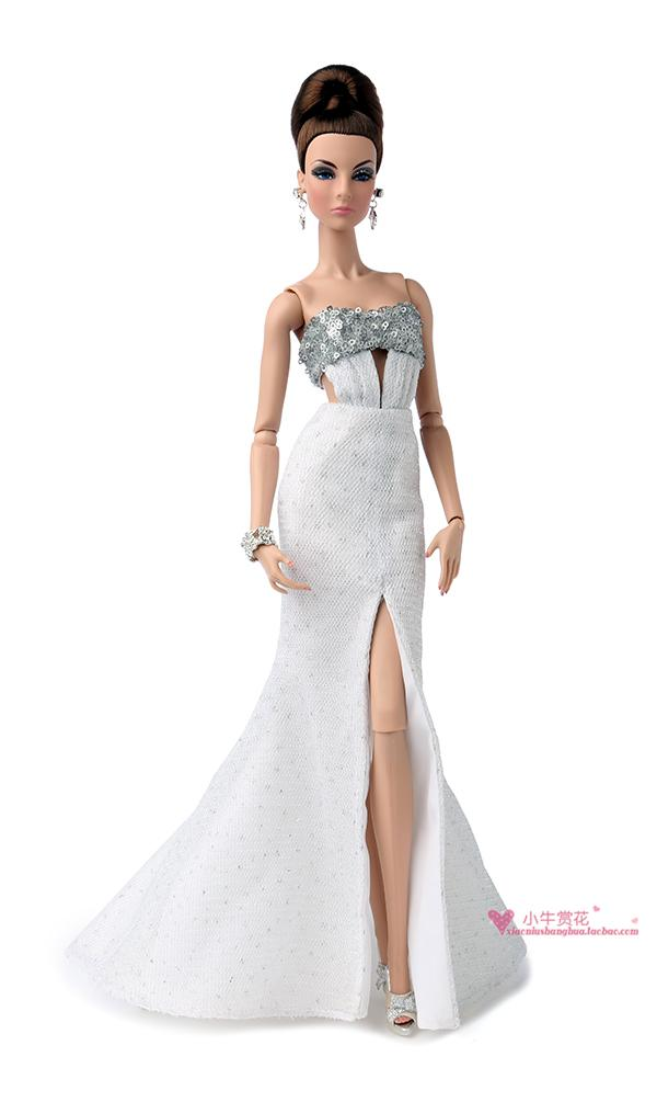 Integrity Toys Fashion Royalty Danced All Night Giselle