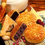 广式月饼与香粽套餐450g