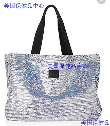 Victoria's Secret PINK Fashion Show Bling Tote Bag维多利