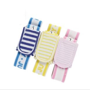 特价婴儿尿布扣 纯棉尿布固定带宽带 条纹款超强弹力 小巧简约