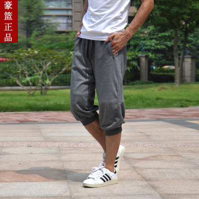 Howard basket sports summer pant men thin section sweatpants Wei pants pants shorts fitness training pants free shipping