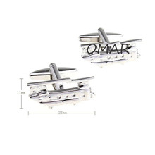 Omar, the new ship tanker cufflinks cuff nails men French cufflinks2015 buttons