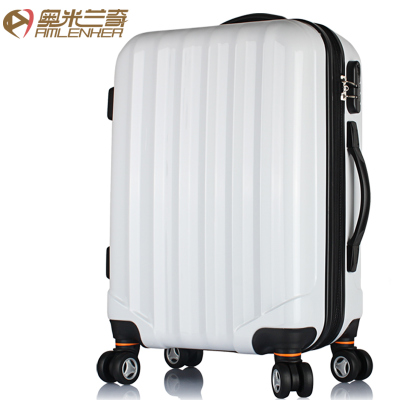 Naomi Samaranch fashion luggage trolley case suitcase female caster board chassis pull box Korea tidal drag me