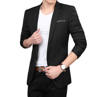 jickbofei men's suits men fashion leisure suit jacket male Korean Slim 2014 Autumn tide