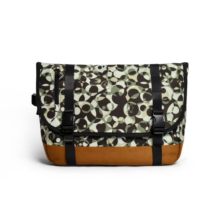 VEIL Ball-Camo Messenger Bag 迷彩 邮差包