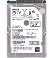 HGST HTS721010A9E630/1T 7200转32M 9.5MM 2.5寸SATA3笔记本硬盘