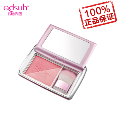 Qiao Di Shang Huiying silky texture and color slide 3.6g blush blush easily brightening makeup genuine