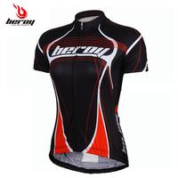 品牌2016新款夏装女款自行车骑行服短袖T恤 自行车骑行装备W-201