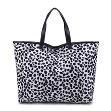 2015 brand new fashion in Europe and the single shoulder bag leopard leisure high-capacity package