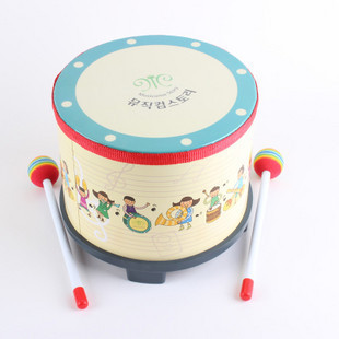Special children's toys, hand drums drum beat drums knock Preschool percussion