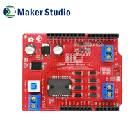 [Maker Studio] Arduino Motor Driver Shield 电机驱动 扩展板