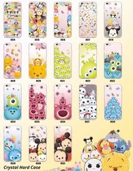迪士尼tsum tsum卡通iPhone6/6S plus手机壳 iPhone7/plus保护套