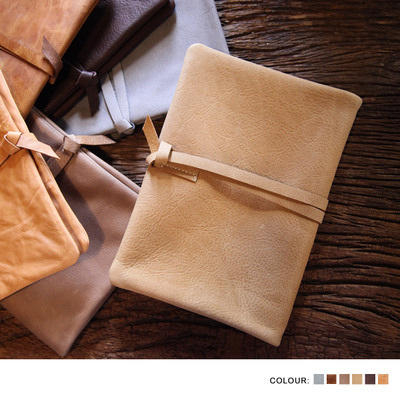 MINIMALISM minimalist Italian leather wallet leather fold roping handbag female ML9A051