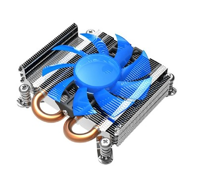 PCCooler Blade S85-A copper heat pipe CPU Cooler AMD platform computer CPU heatsink fan