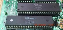 FC N system. The CPU. Ppu new: UA6527 UA6528