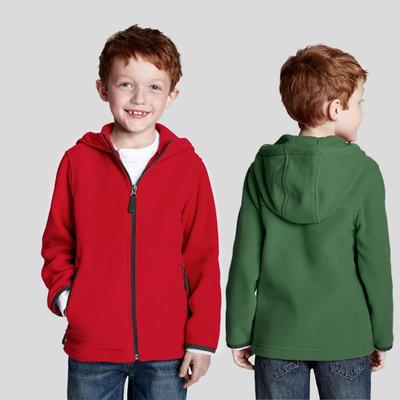 特价清仓童装卫衣外套开衫中大童摇粒绒男童秋装儿童休闲卫衣绒衫