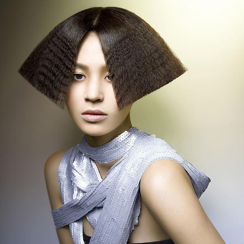 南昌东湖区标榜总监工作室设计师洗剪吹 欧莱雅热烫!图片