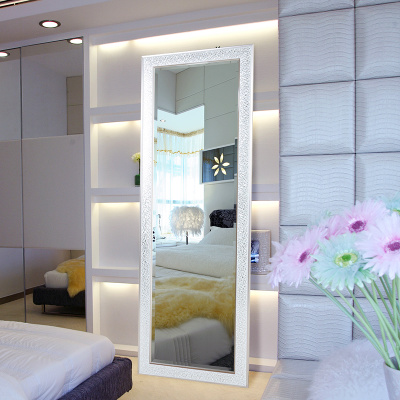 YISHARE sub-length mirror dressing mirror floor mirror full length mirror Jiangsu, Zhejiang and Anhui shipping 5035