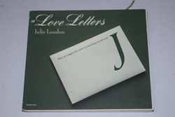 日版拆封 L509 LOVE LETTERS JULIE LONDON