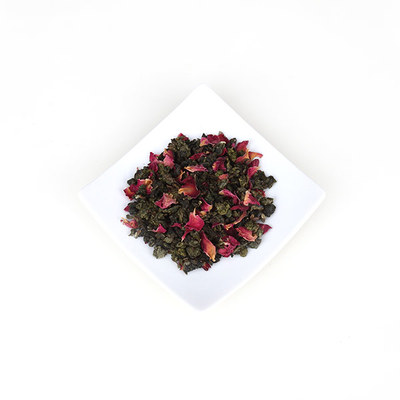 MissArio rose oolong tea triangle bag is 30 g/box