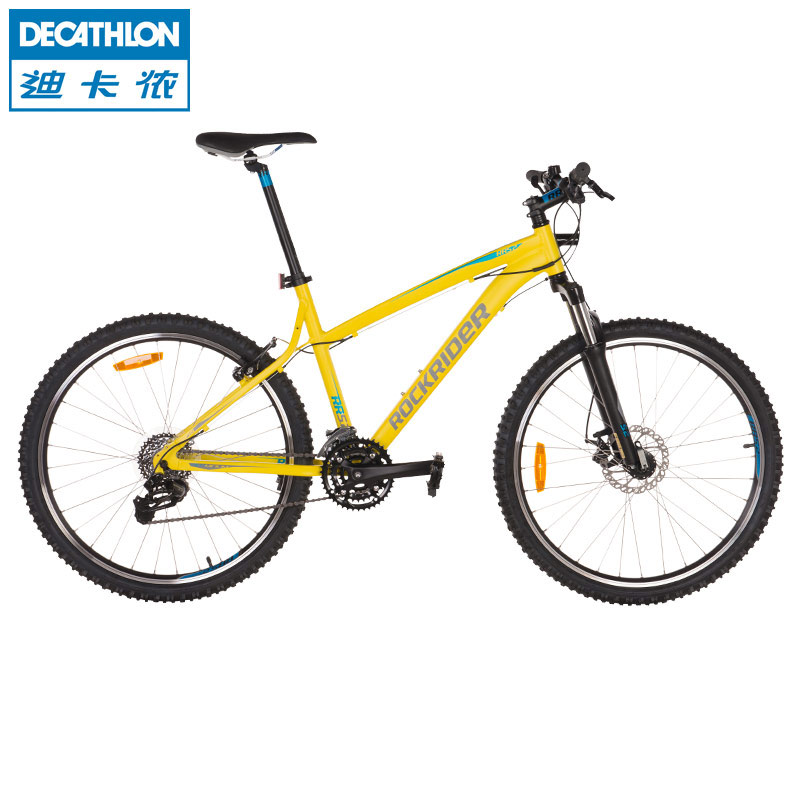 Горный велосипед Decathlon 8247069 26 5.2 24 BTWIN