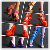 Genuine Monster High Monster High School boy shoes boots high shoes variety of strange second wave