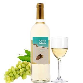 西班牙原瓶进口红酒 海之情半甜白葡萄酒 超越香槟/起泡酒