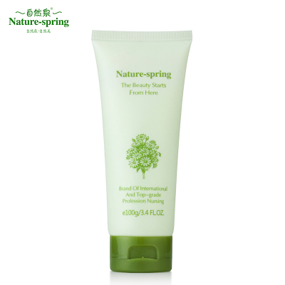 Natural springs nourish deep cleansing facial makeup mild moisturizing deep cleansing cosmetic Cleansing Milk