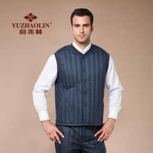 2014 new winter zhaolin down vest in middle-aged male vest vest KY2811 KY2911 down the tank