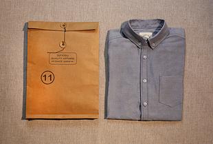 春季原创牛津纺长袖衬衫全棉纯棉男士白衬衫余文乐衬衣潮