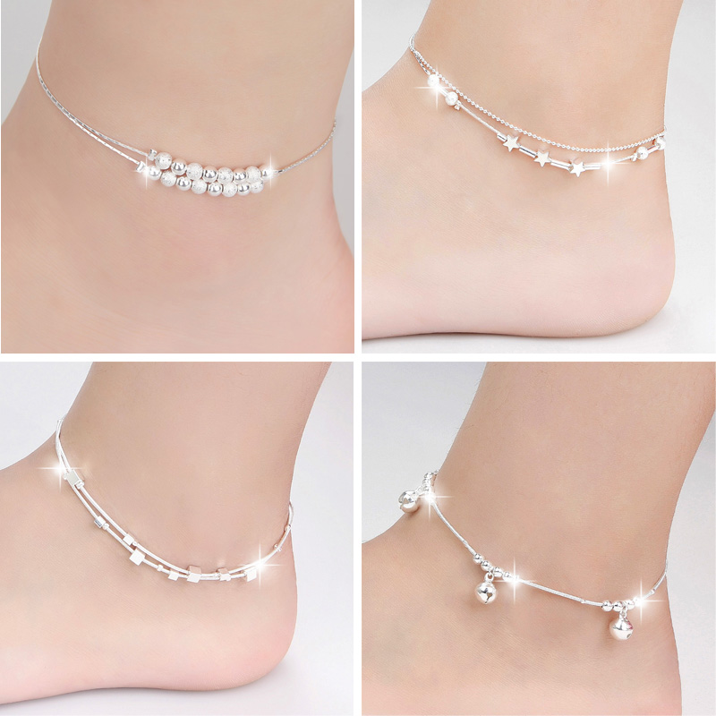 Cheap 9.9 free shipping vintage multi-style 925 sterling silver ...