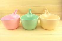 厨房水瓢塑料水勺水舀子儿童洗澡水勺婴儿沐浴洗头勺子杯长柄加厚