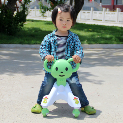Children yo car walker scooter with music shilly car trunk special offer free shipping