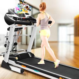 亿健跑步机S370ASC 家用正品 多功能静音室内迷你电动跑步机特价