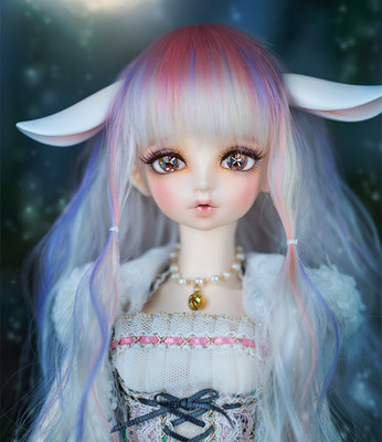 1/4 fairyland minifee RIN doll sd bjd volks 女娃