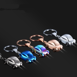 居家百货汽车钥匙环不锈钢钥匙圈小环配件钥匙扣钥匙链男挂件