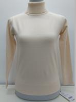 青藏绒羊毛衫6012羊毛羊绒混纺修身两翻领纯色女款打底衫五折包邮