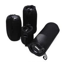 马田镜头袋 镜头筒 镜头包 大/中/小 保护套单反镜头袋