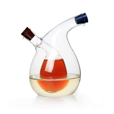 如实创意厨房玻璃调味瓶 送杯垫2个 拍下18.8元包邮